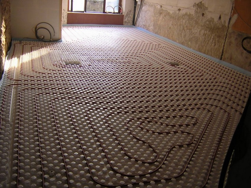 Nos produits g othermie fr for Coulage plancher